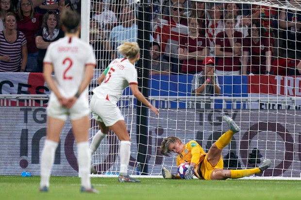 Steph Houghton, Getty Images
