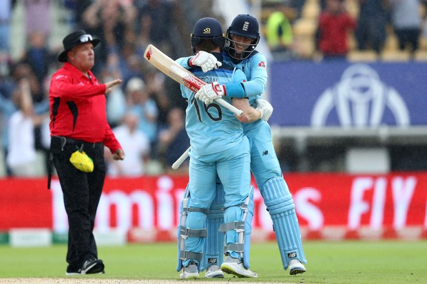 England Cricket World Cup