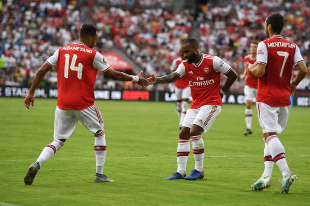 Arsenal v Lyon live stream and TV channel