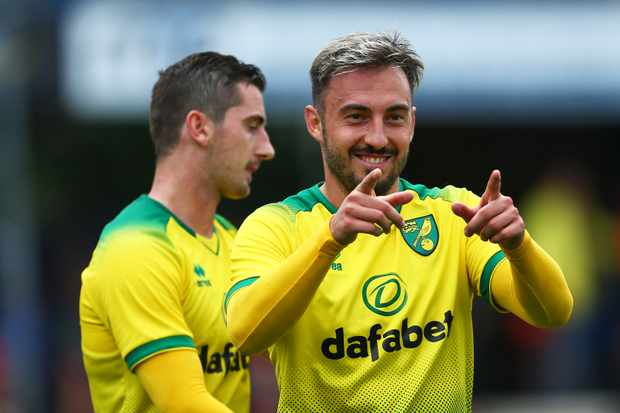 Norwich Josip Drmic