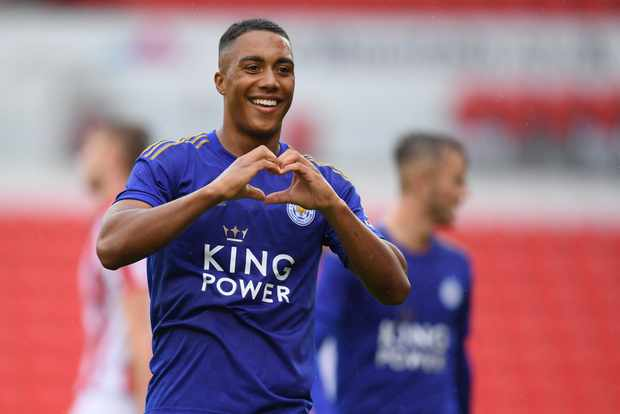 Leicester Youri Tielemans