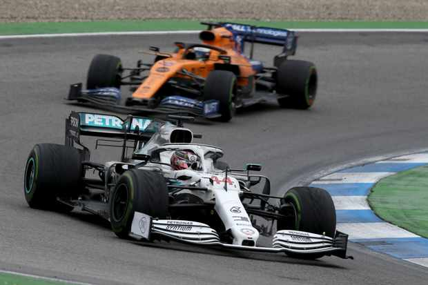Formula 1 2019 Hungarian Grand Prix live on TV
