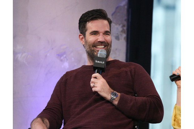 "NEW YORK, NEW YORK - APRIL 06: Rob Delaney attends the AOL Build Speaker Series to discuss ""Catastrophe"" Season 2 at AOL Studios In New York on April 6, 2016 in New York City. (Photo by Rob Kim/Getty Images)"