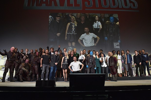 The casts and filmmakers from Marvel Studios? attend the San Diego Comic-Con International 2016