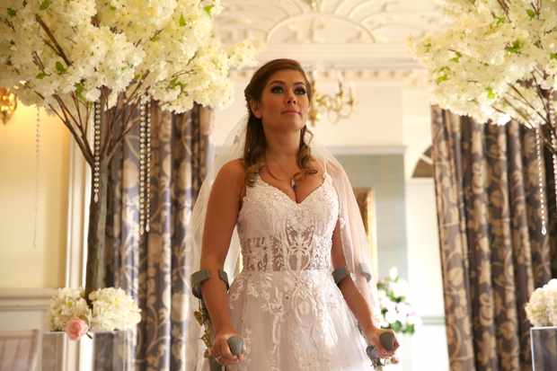 hollyoaks maxine wedding