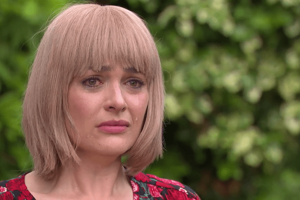hollyoaks Sienna loses the twins to warren again