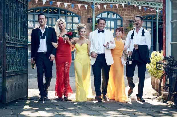 Hollyoaks originals