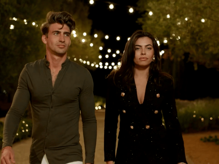 Love Island first look: one couple's leaving as another arrives