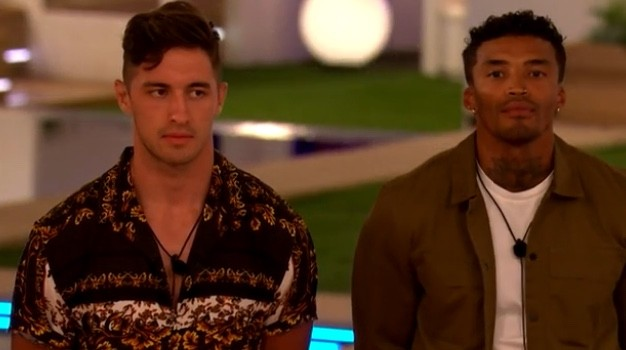 Michael and Greg Love Island