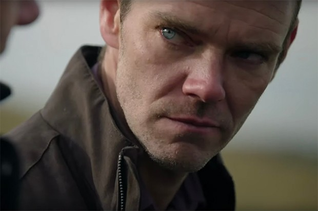 Joe Absolom in the trailer for A Confession