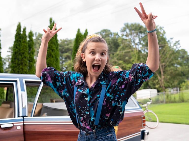 Stranger Things season three audience figures revealed by Netflix