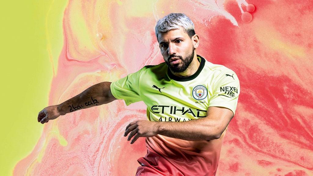 Man City third kit