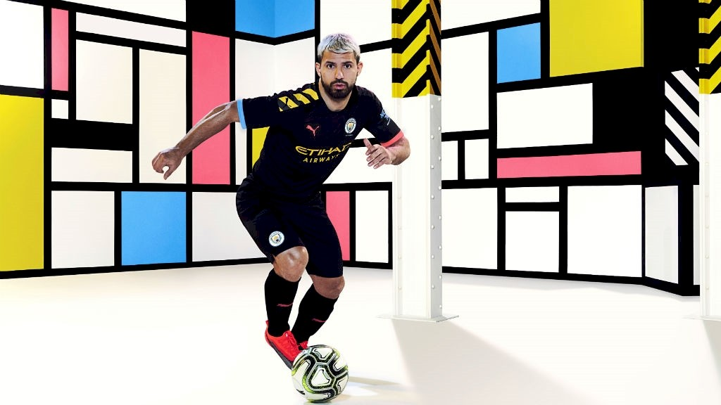 save off 0b59d 6f134 Man City kit 2019/20: Home, away and third shirts unveiled ...