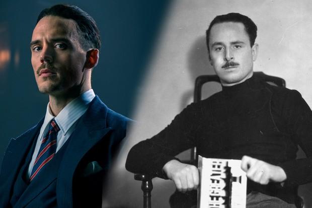 Peaky Blinders Oswald Mosley