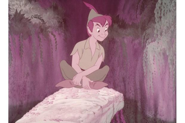 Peter Pan (1953), SEAC
