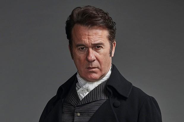 Peter Sullivan plays Ralph Hanson in Poldark
