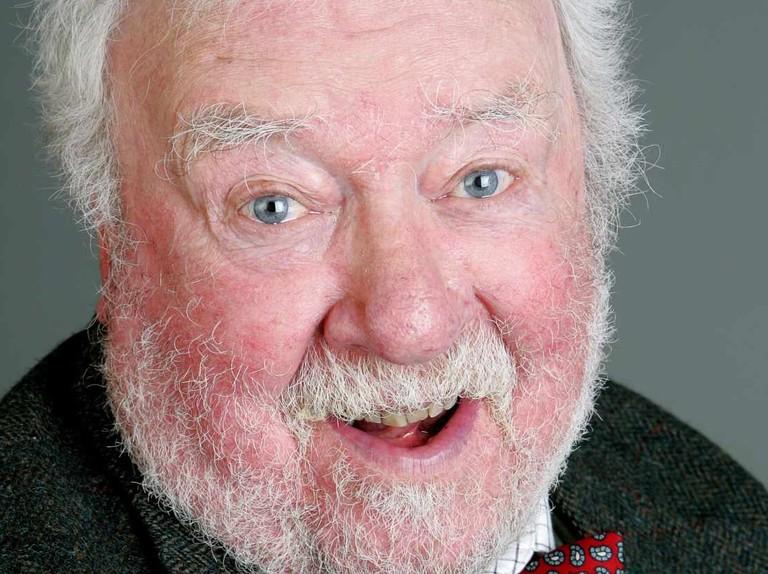 Emmerdale star Freddie Jones dies at 91