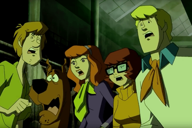 The Mystery Incorporated team