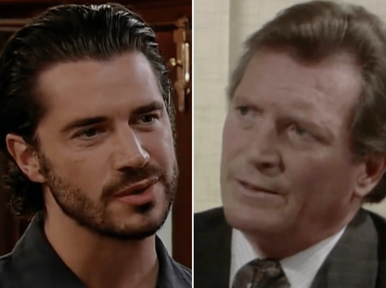 Sam Robertson admits to watching Mike Baldwin in Classic Coronation Street for tips on playing Adam