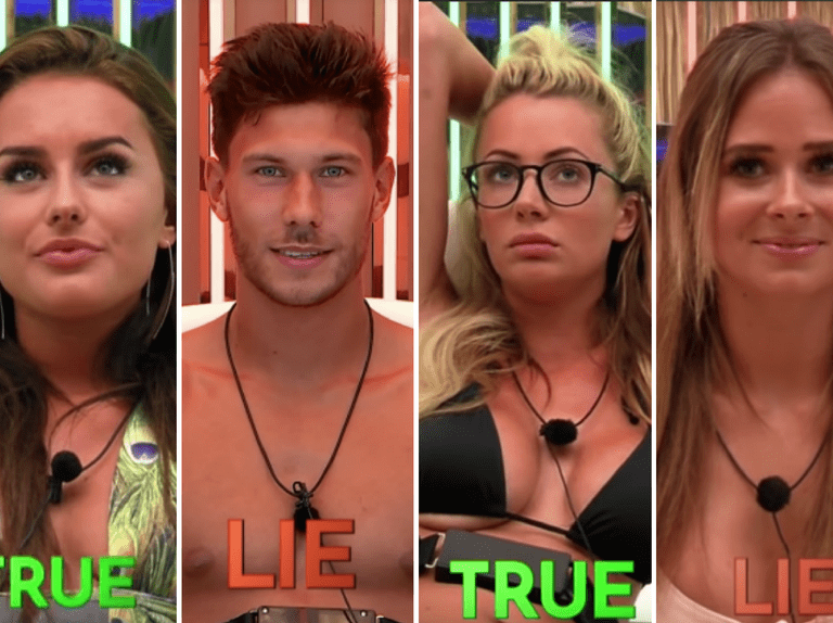 Will there be a lie detector on Love Island 2019?