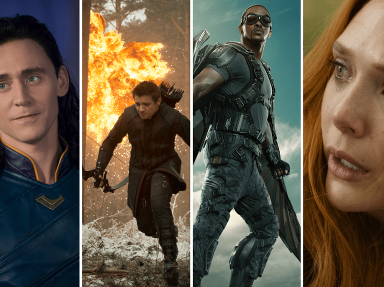 Every Marvel TV series coming to Disney+ in the next few years