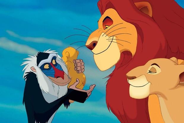 The Lion king original