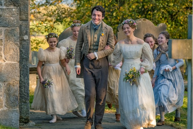 The Sowdens in Gentleman Jack