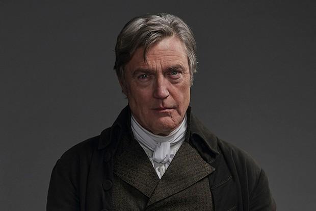 Vincent Regan plays Ned Despard in Poldark