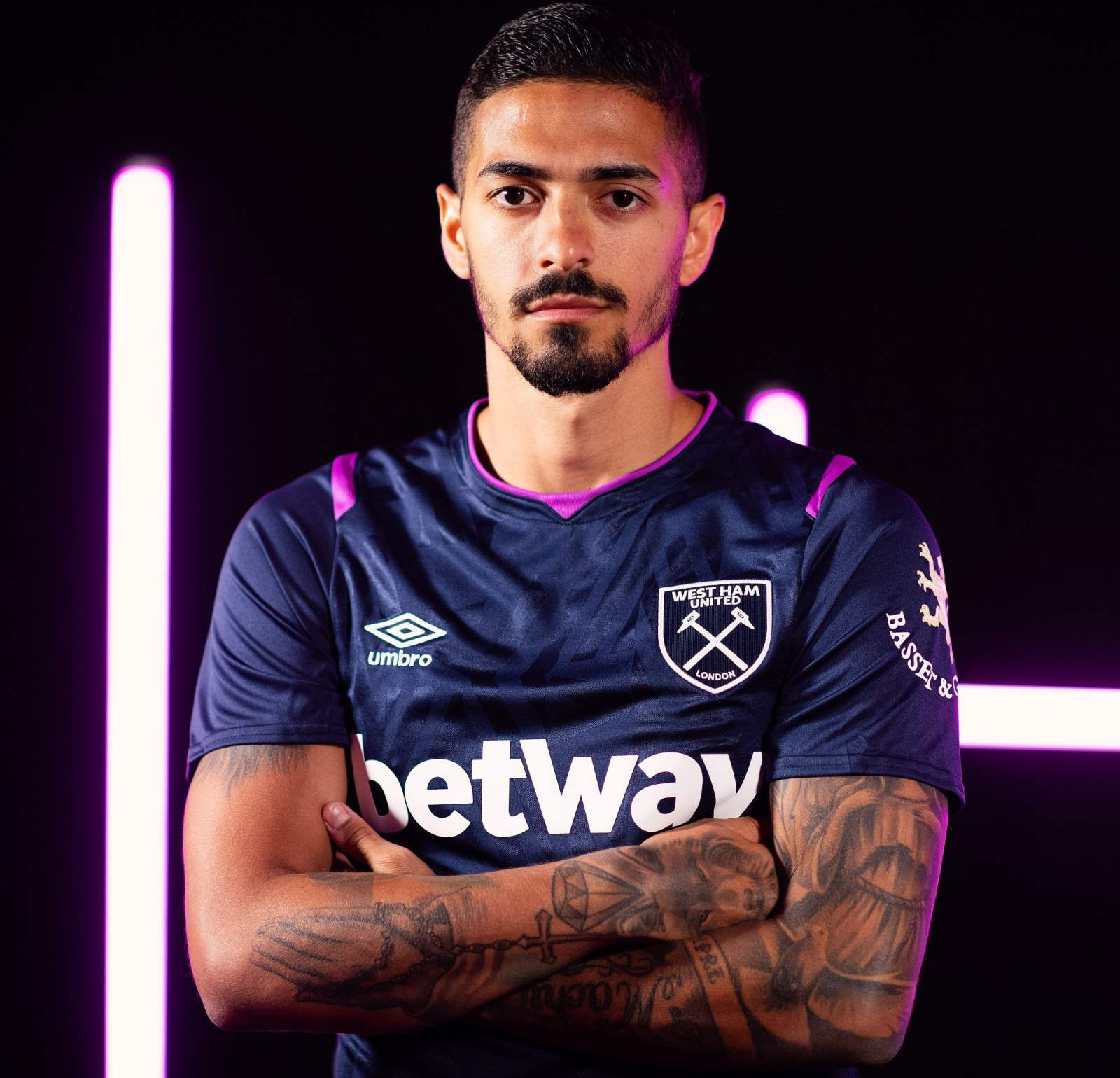 West Ham third kit