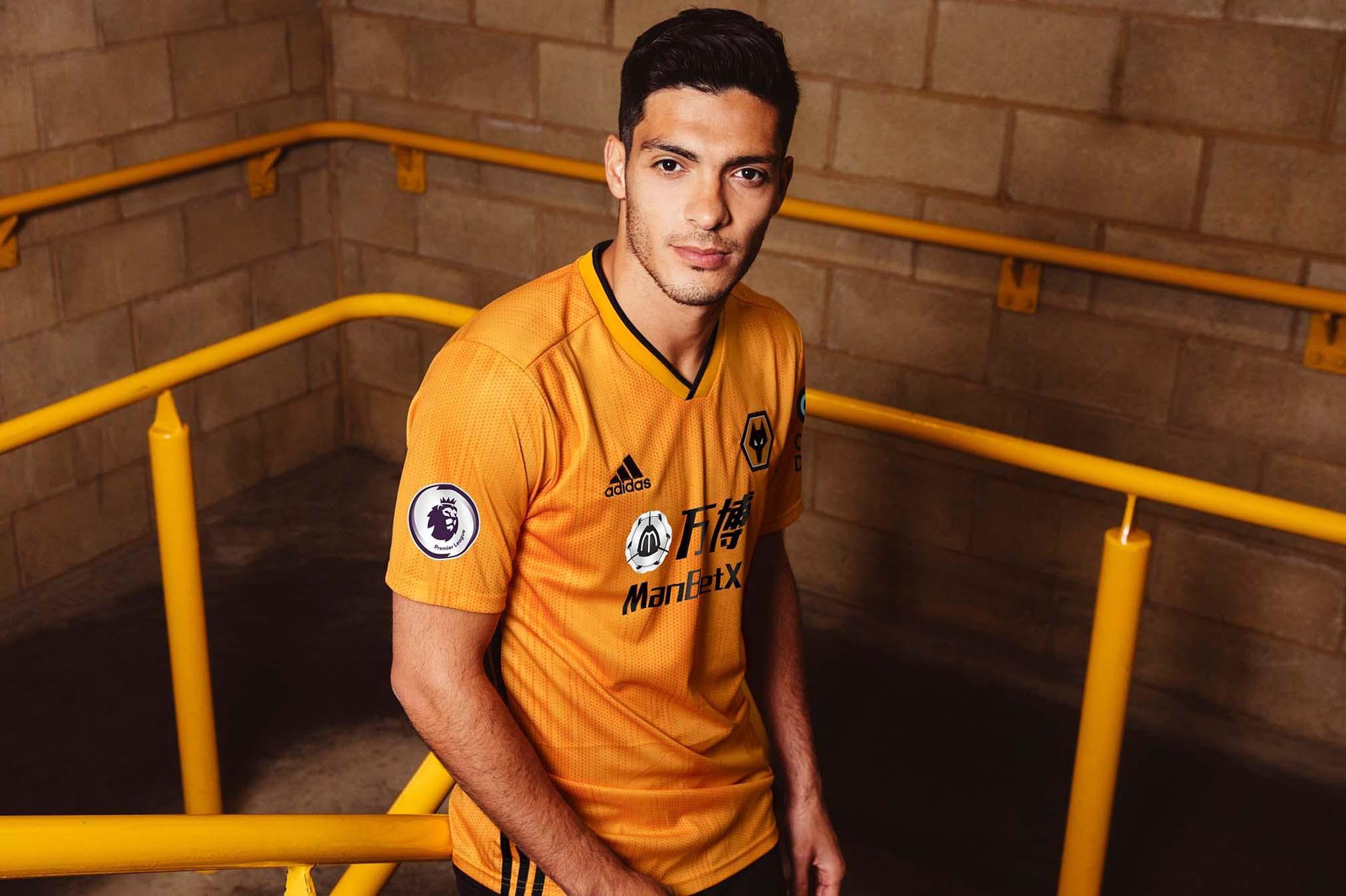 Wolves home kit