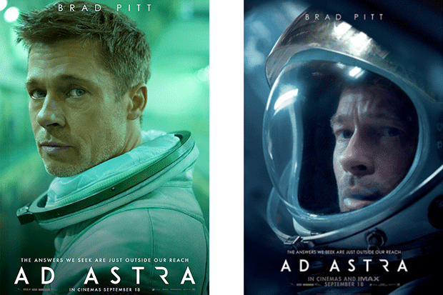 Ad Astra posters, Way to Blue