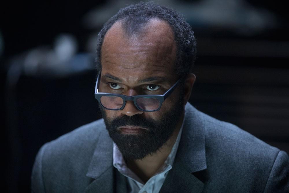 Jeffrey Wright as Bernard in Westworld 2
