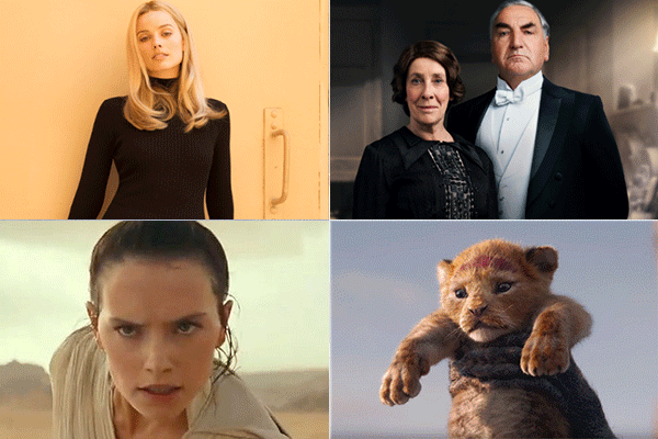 New movie releases in 2019: the biggest films and most