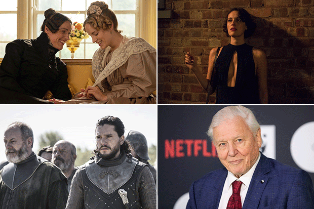 Best Sci Fi Shows 2020.What S Been On Tv In 2019 So Far All This Year S Dramas