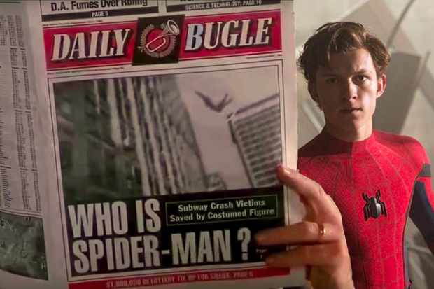 bugle and spidey