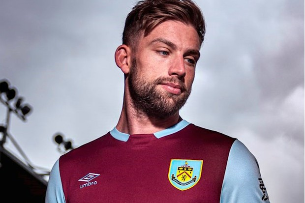 Burnley kit