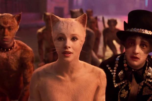 Royal Ballet principal Frankie Hayward in Cats