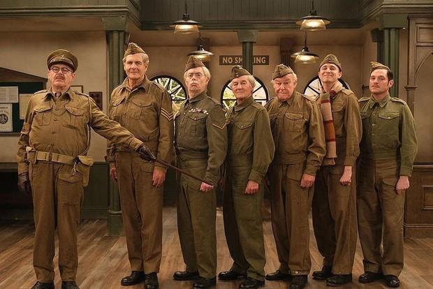 dad's-army-remake