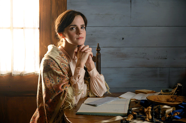 Emma Watson in Little Women, Way to Blue