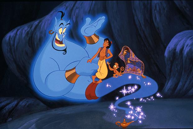 Genie in Aladdin, SEAC