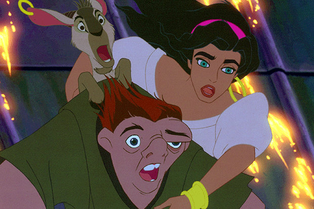 The Hunchback of Notre Dame, SEAC