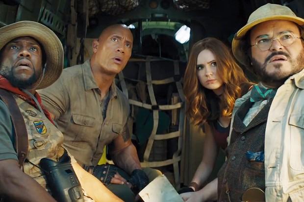 Jumanji The Next Level Cast Trailer Plot And Cast Details Radio Times