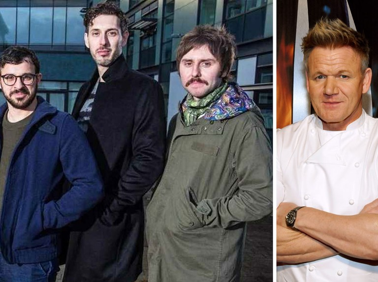 The funniest TV Faceapp photos – from the Inbetweeners cast to Gordon Ramsay