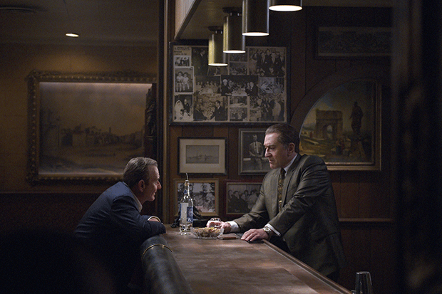 The Irishman, Netflix