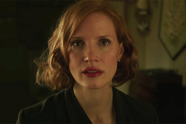 Jessica Chastain in It: Chapter Two, YouTube