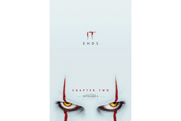 It: Chapter Two poster, Warner Bros