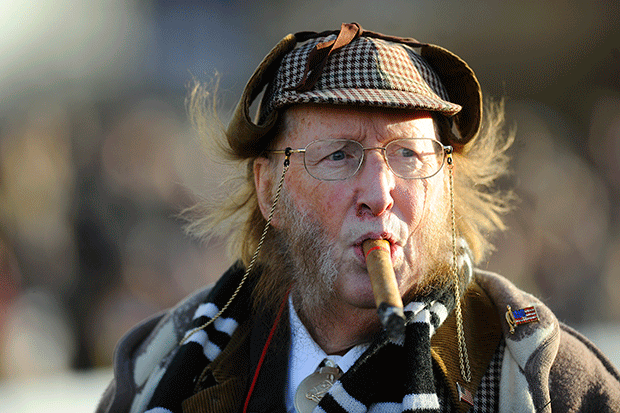 John McCririck dead at aged 79 | Horse racing broadcaster