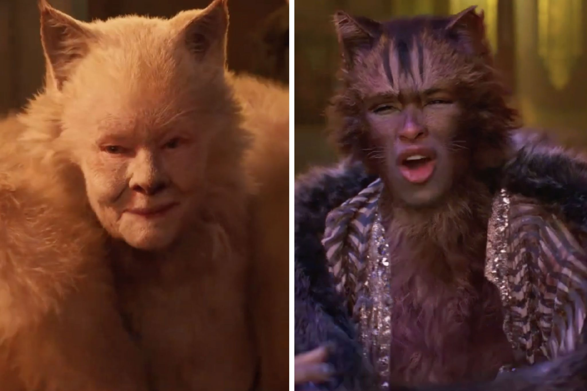 The Cats trailer starring Taylor Swift left us with so many