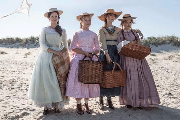 Emma Watson in Little Women, Way to Blue