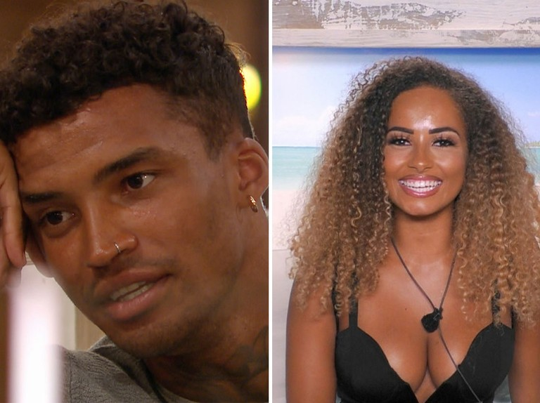 Love Island First Look: Michael FINALLY admits he still has feelings for Amber